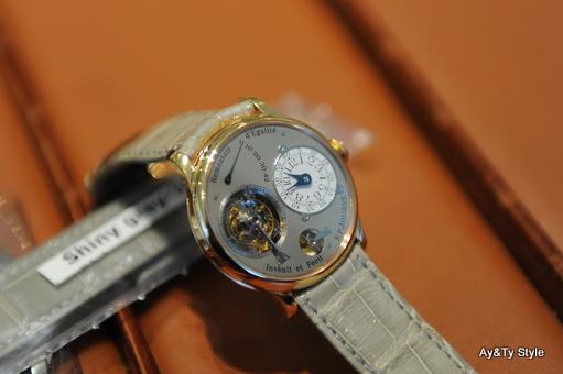 F.P.ジュルヌのトゥールビヨン・スヴランは、私がこれまで最も惚れ込んだ時計