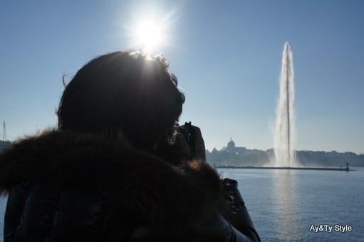 今年1月に訪れたドレスデンとジュネーヴ。