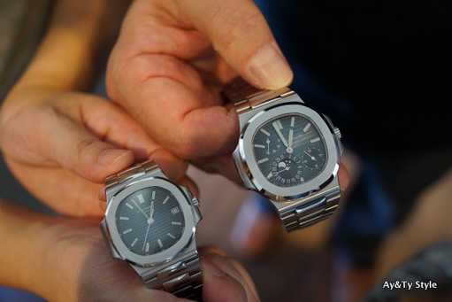 patek 3800 and 5712